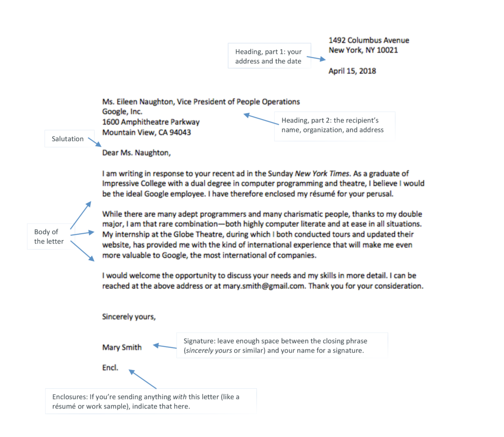 How To Write An Official Letter  Elite Editing