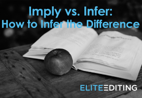 imply vs. infer