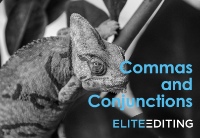 commas and conjunctions
