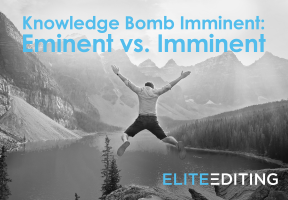 eminent vs. imminent