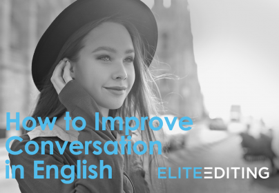 How to Improve Conversation in English