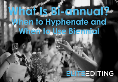 what is bi-annual?
